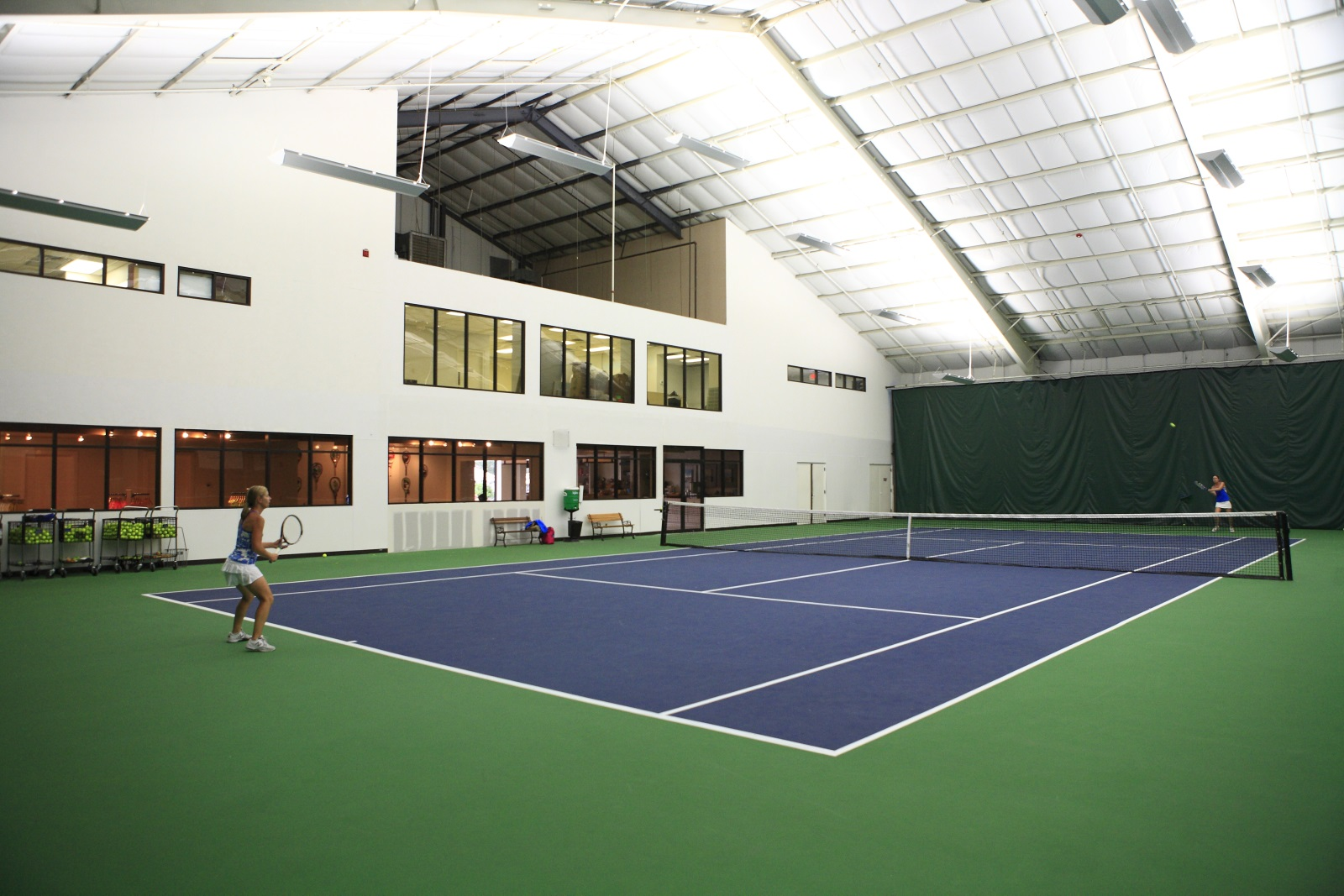 Emejing Indoor Tennis Courts Dallas Images - Decoration Design Ideas ...